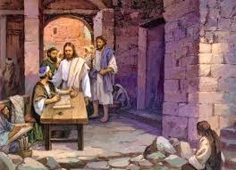 "<span class=""orderbynum"">020</span>Jesus Calls Levi"