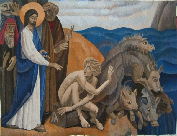 "<span class=""orderbynum"">039</span>Jesus Heals a Man with a Demon"