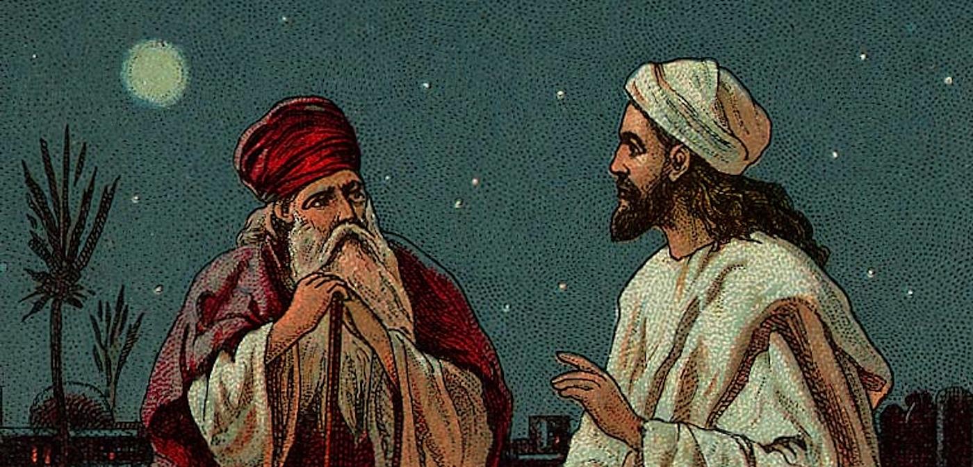 """<span class=""""orderbynum"""">008</span>Nicodemus Visits Jesus"""