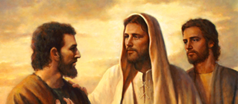 "<span class=""orderbynum"">054</span>Peter Confesses Jesus as the Christ"