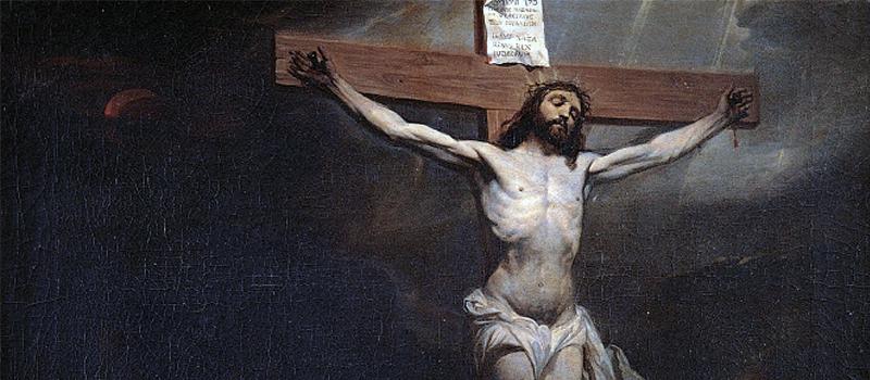"<span class=""orderbynum"">124</span>The Crucifixion"